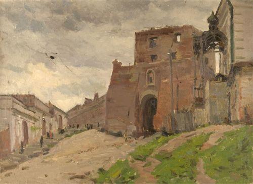 Alexander Danilichev Old Castle