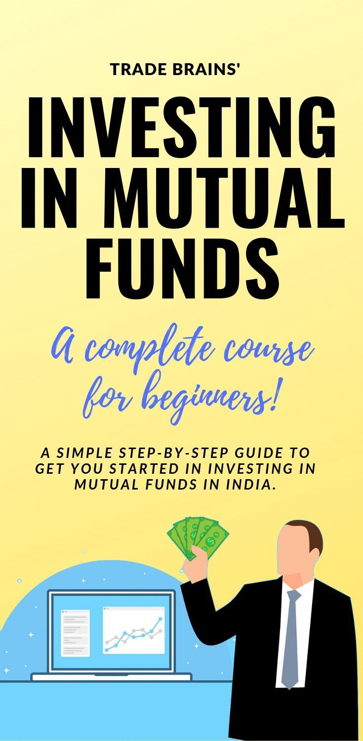 Investing in Mutual Funds? A Beginner's Course simple step