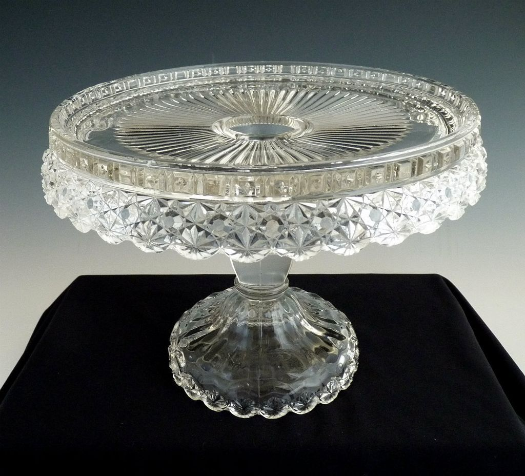 Cake Stand Dalzell Starred Block C