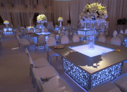 Under Table Lights For Wedding Google Search