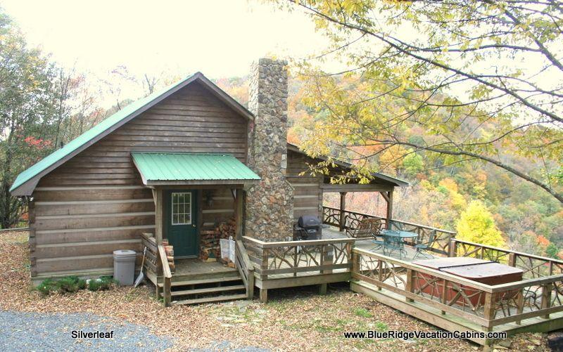 Silverleaf Log Cabin Rentals Boone Nc Log Cabin Rentals