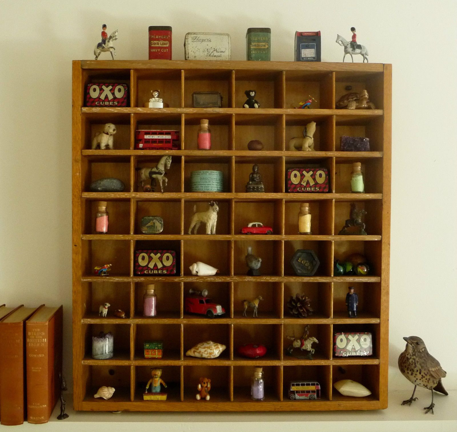 Wall Display Shelves Ideas Vintage Wall Shelves Pigeon Hole Shelves Small Display