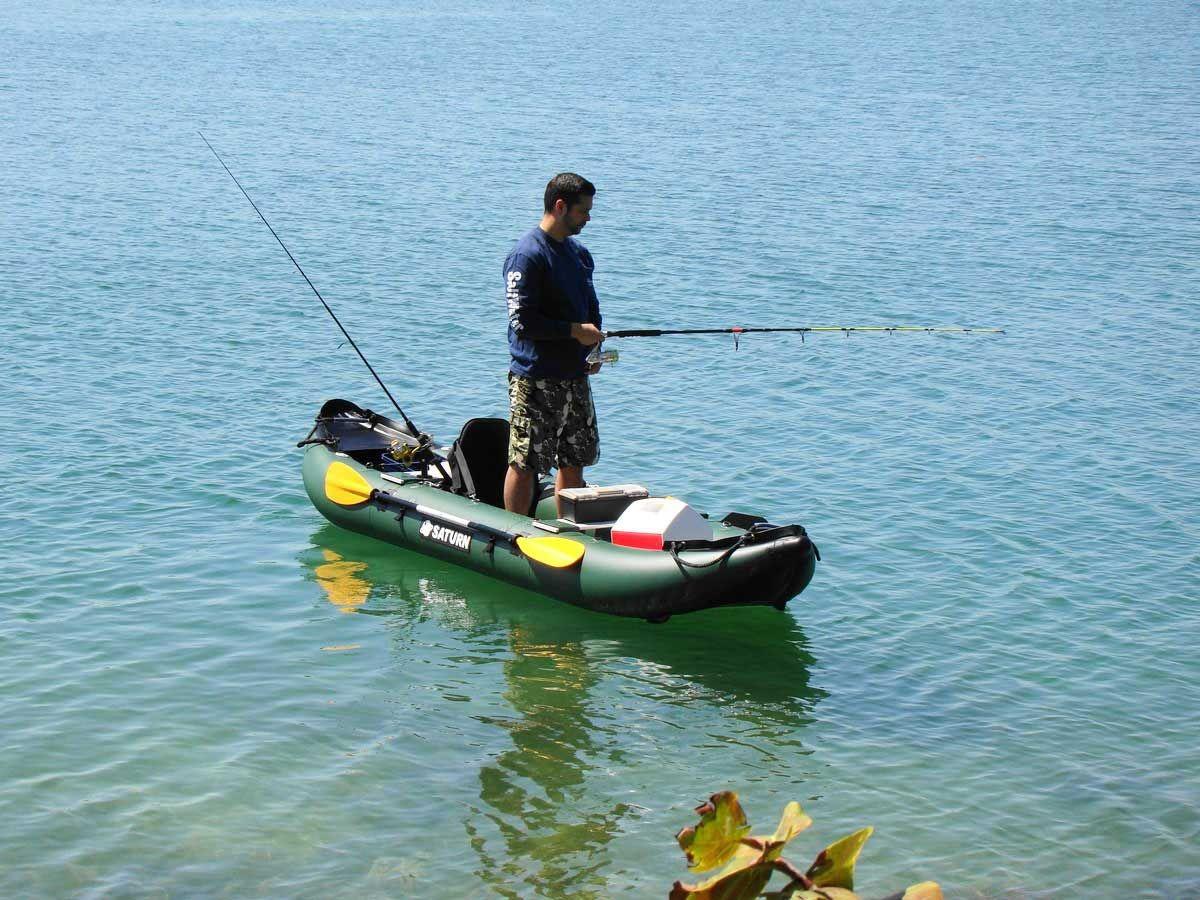 Saturn 13 Fk396 Pro Angler Series Inflatable Fishing Kayaks 599 Inflatable Fishing Kayak Inflatable Kayak Kayak Fishing