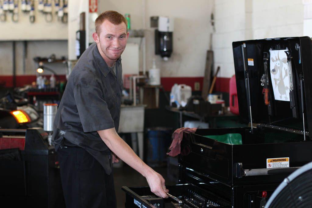 High Octane Automotive provides full service auto repair