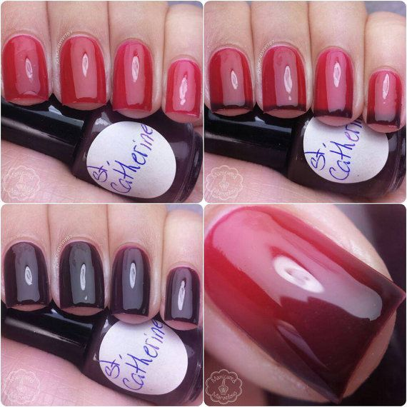 Color changing nail polish https://www.etsy.com/ca/listing ...