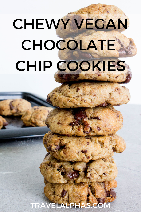 The Ultimate Vegan Chocolate Chip Cookies: Classic