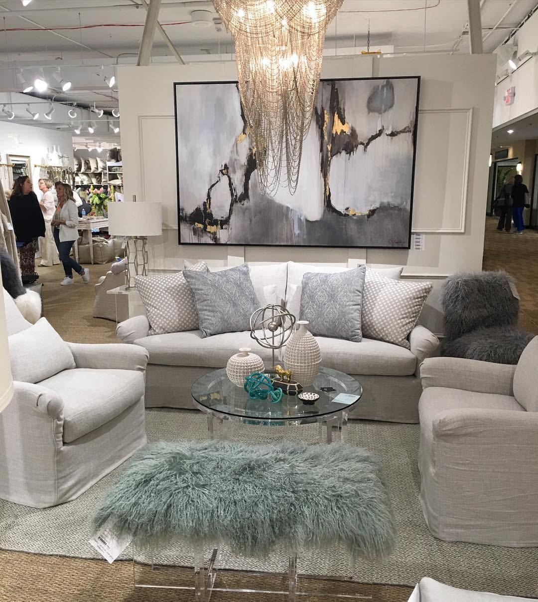 Instagram Photo By Inspire Me Home Decor Apr 18 2016 At 12 26am Utc Home Decor Furniture Decor Showroom living room ideas