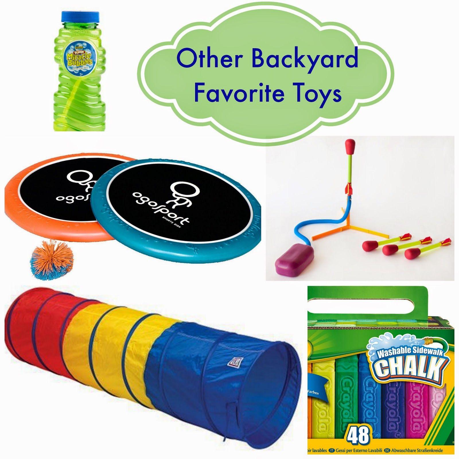 the ultimate backyard toy guide for fun u0026 active kids backyard