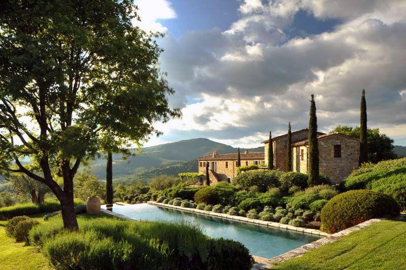 Col Delle Noci Villa Italienne
