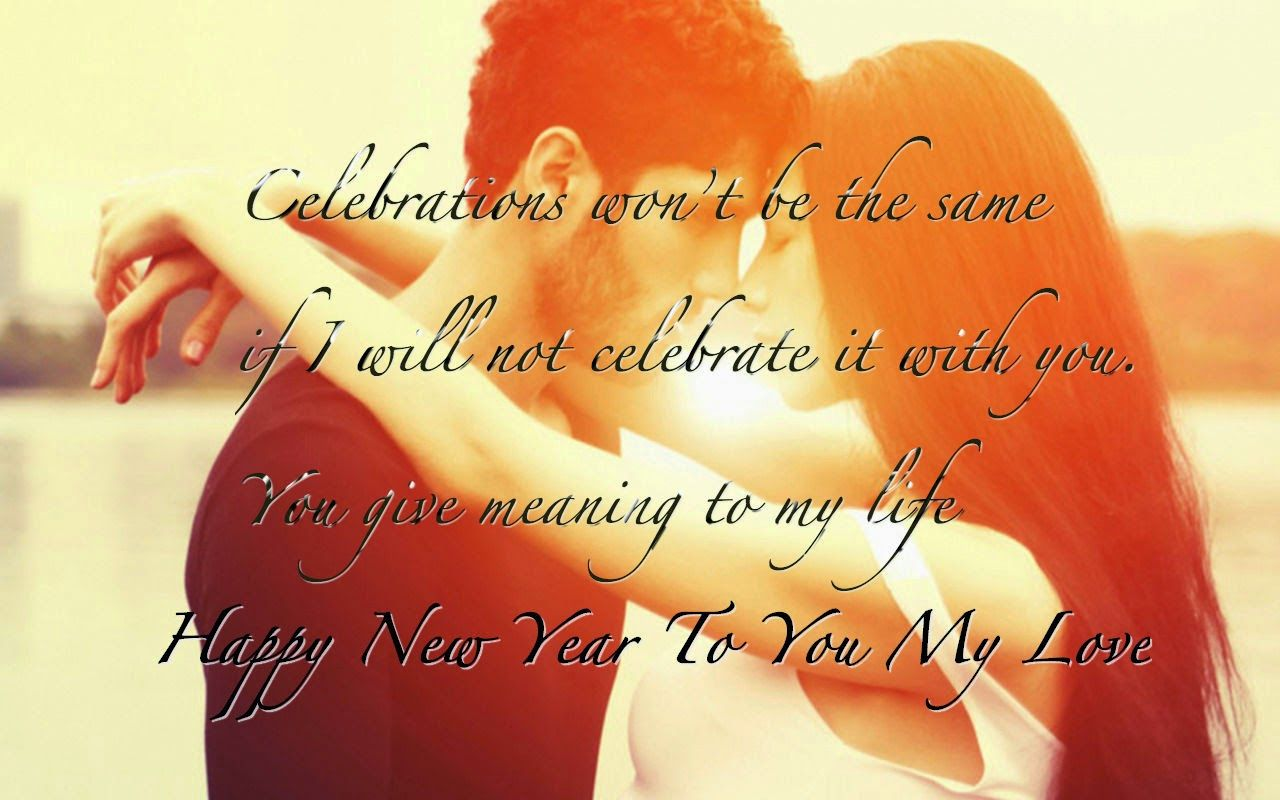 Top 1000+ Happy New Year 2017 Wishes, Messages & SMS For Wife ...