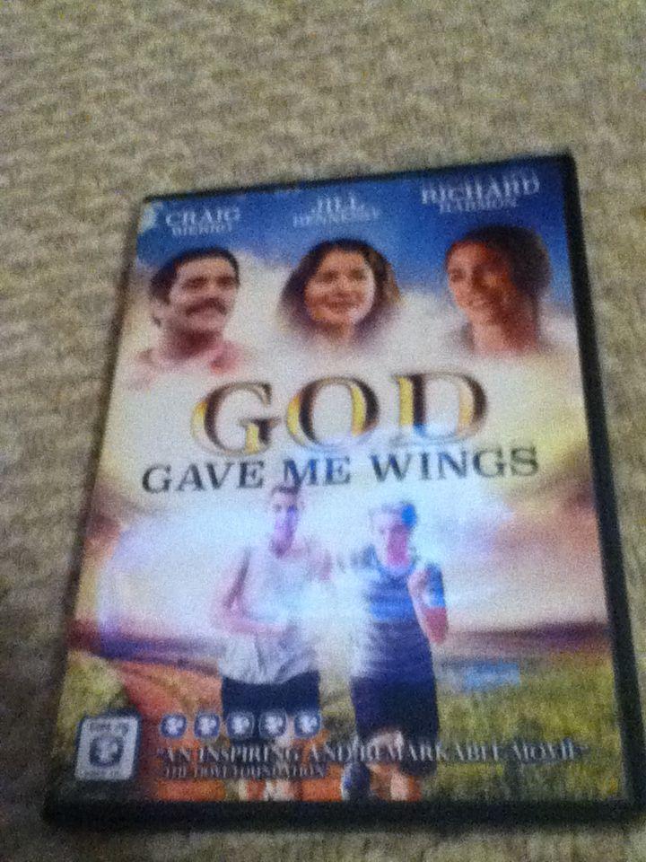 God Gave Me Wings