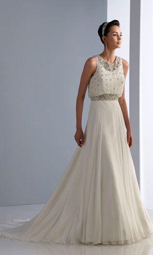 high neck wedding dress   Clothes   Pinterest   Wedding dress ...