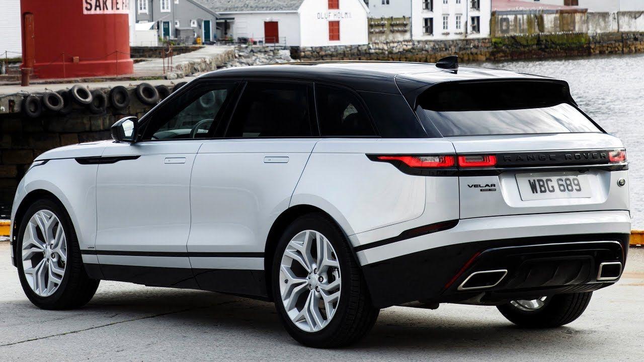 Image result for 2018 Range Rover Velar white Range