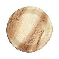 "Palm Leaf Round Plate 10"" - 100 Plates"