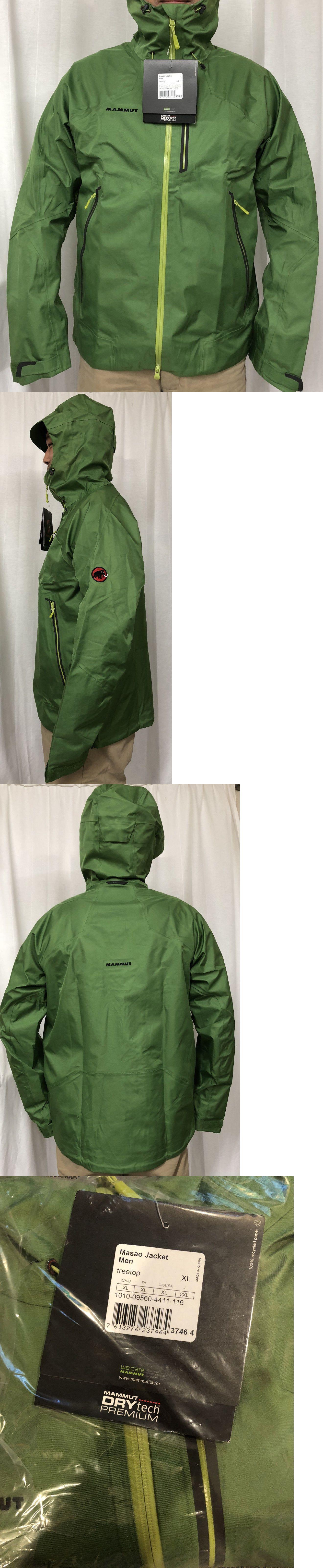Mammut jacket made in china