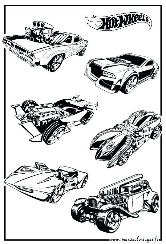 coloriage de voiture gratuitement petite hot wheels s lot petites coloriage voiture de sport a ...
