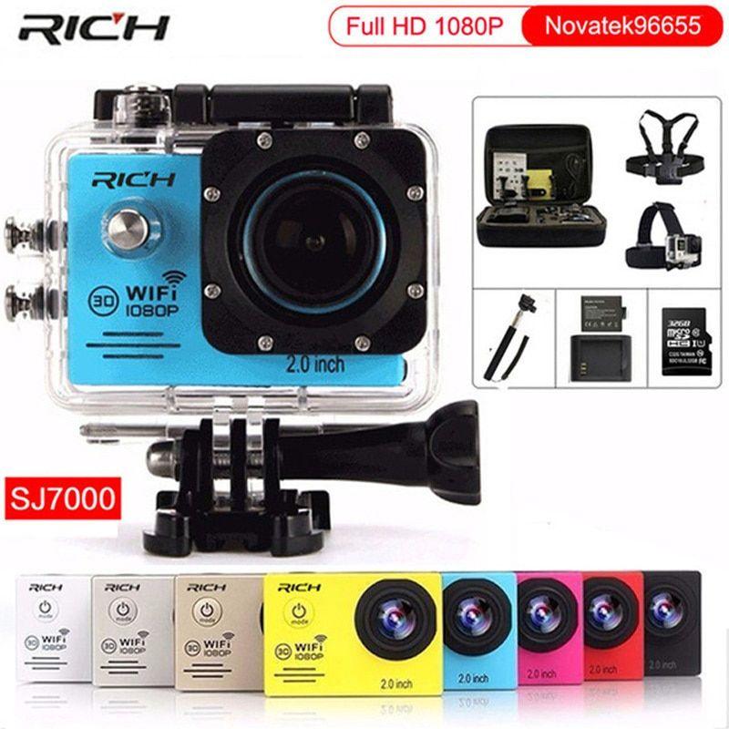 Best Price Action camera Full HD 1080P 30FPS gopro hero 4