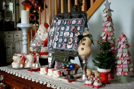 Christmas - diy 34 Best Christmas Advent Calendar Tutorials