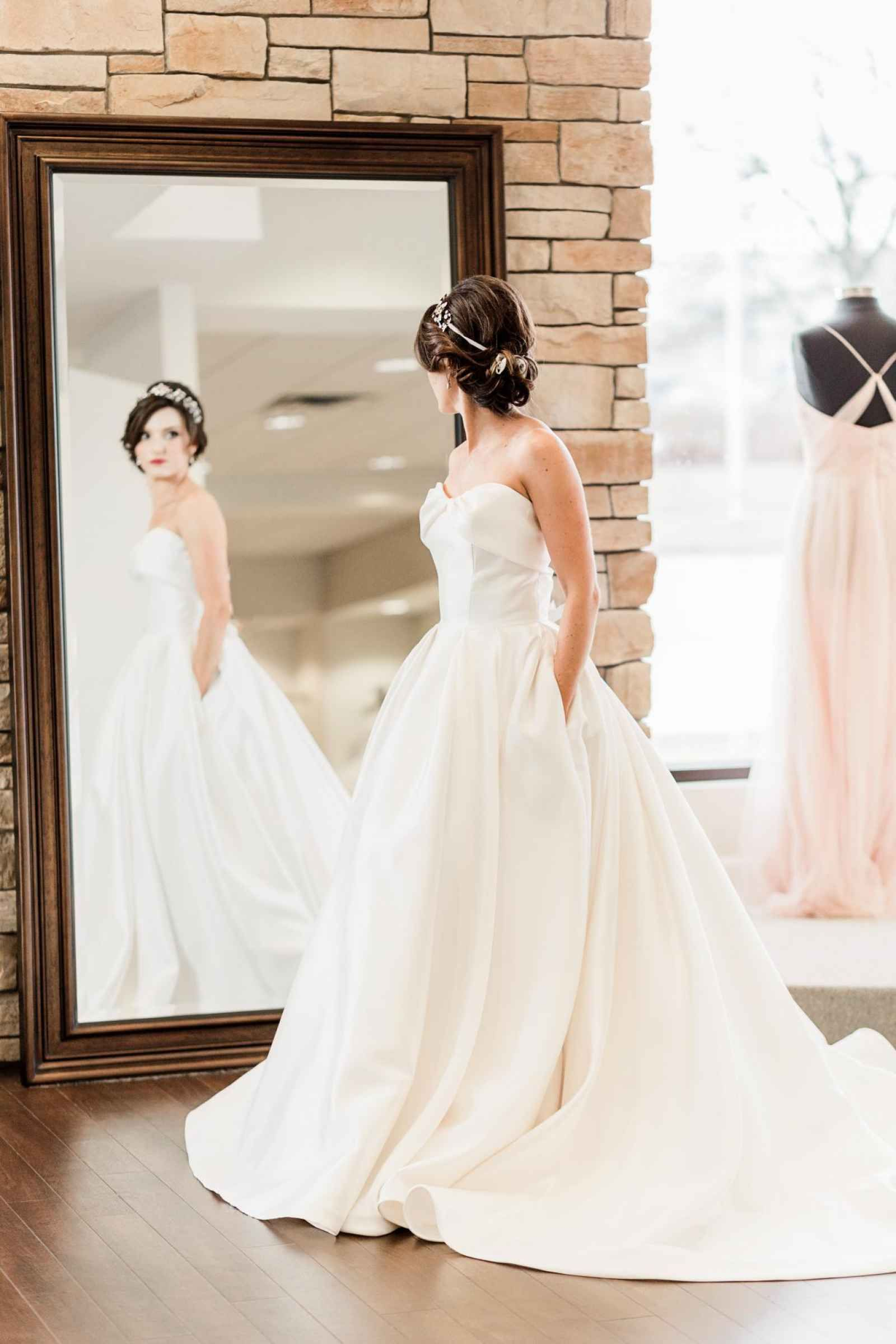 Wedding dress shopping in Indiana, Michigan, Illinois, Kentucky ...