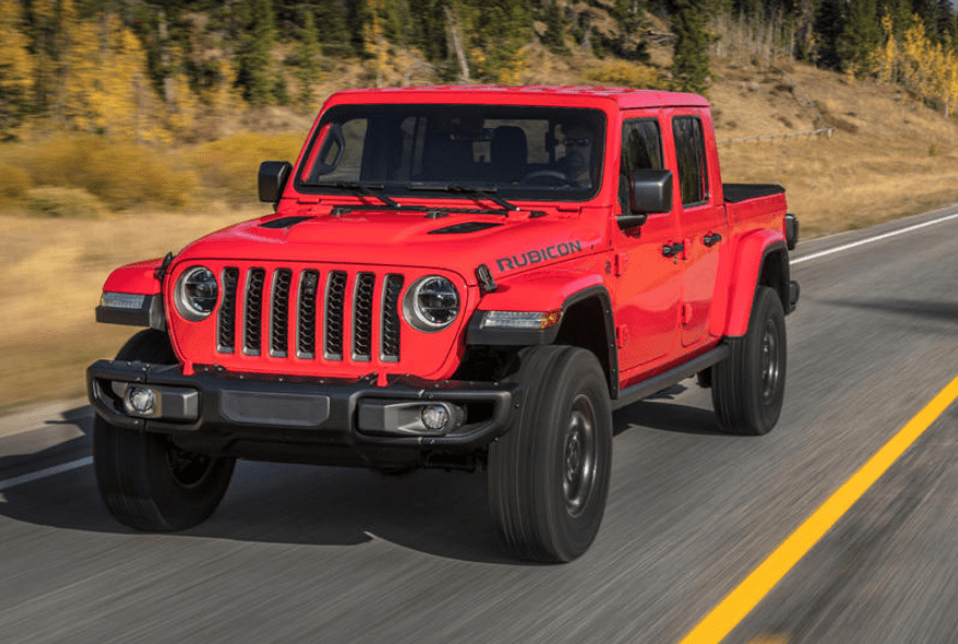2020 Jeep Gladiator Rumors Changes Specs Interior Price News
