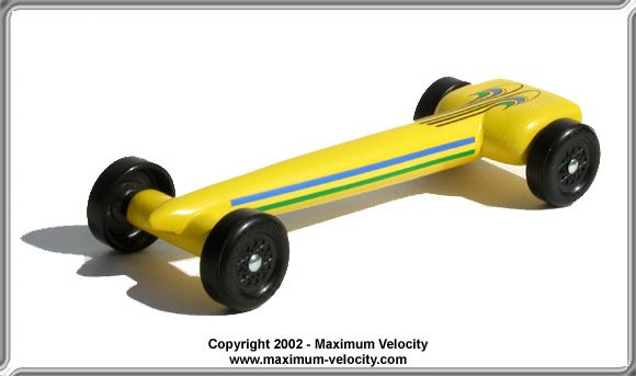 Pinewood Derby Times Newsletter Volume 11 Issue 7