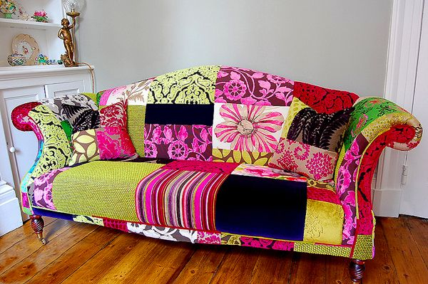 Ideas to update old cushion covers | Bohemian