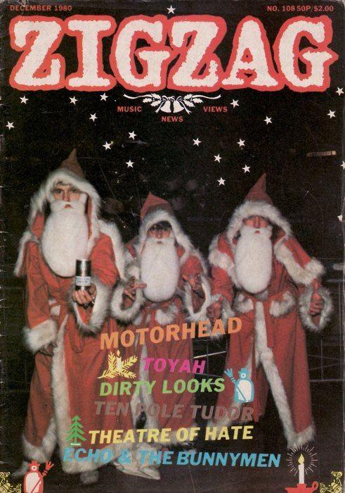 Motörhead, x-mas 1980.