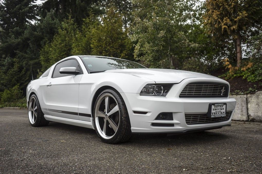 2014 Ford Mustang RWD