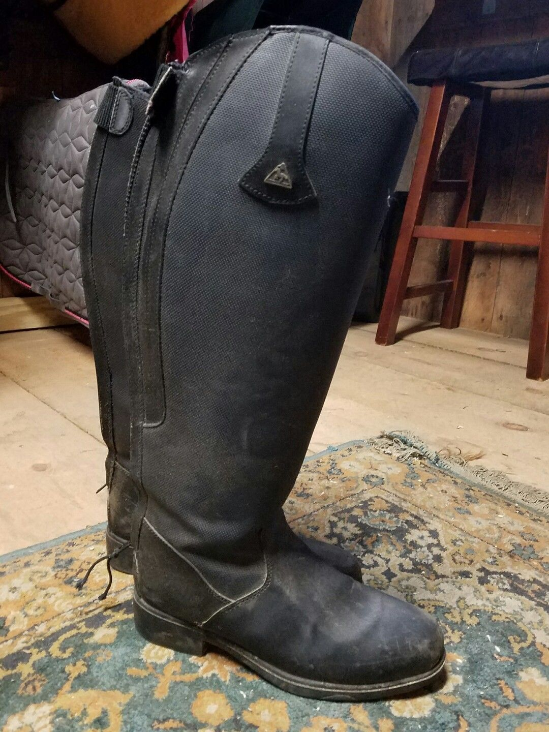 Mountain Horse winter boots size mens 9 | Sock, Boots and Women's