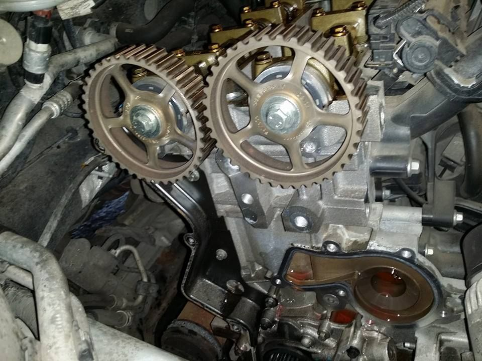 Ford Focus St Water Pump And Canbelt Replacement Auto Fit Fast Fit Centre Is A High Quality Garage In Morley Services W Ford Focus St Vehicles Ford Focus