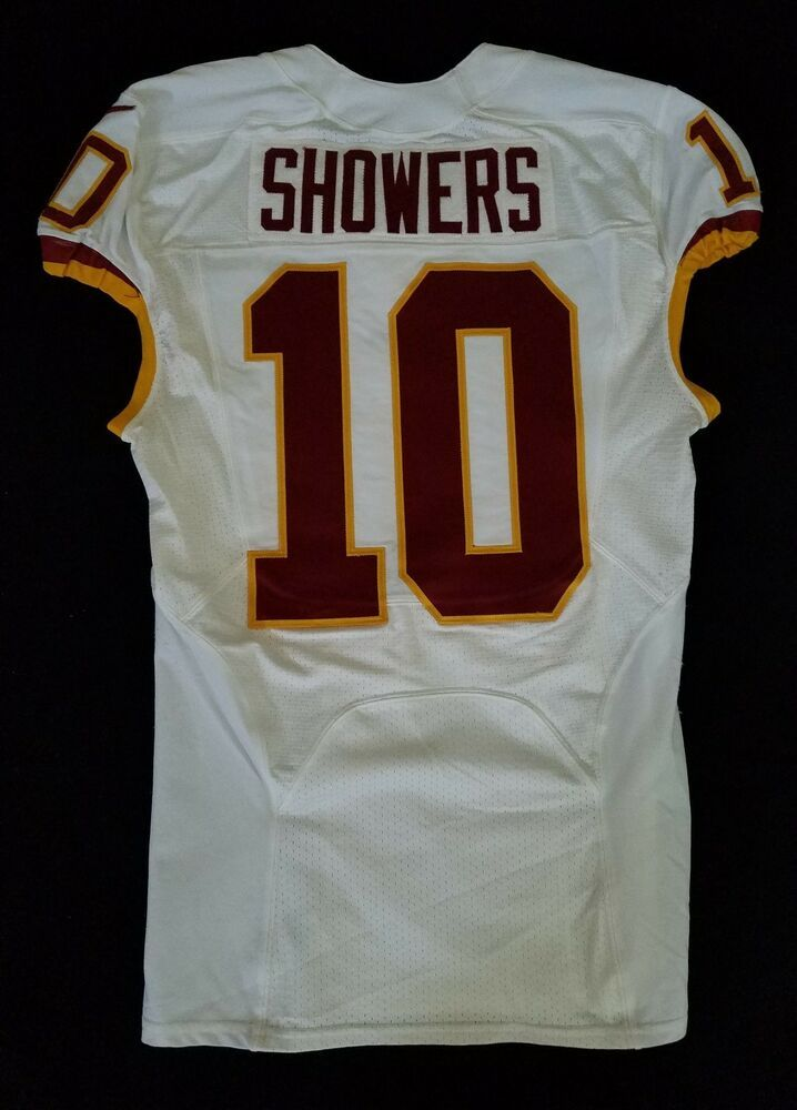 wholesale dealer 9bbee 119d1 eBay #Sponsored #10 Valdez Showers of Washington Redskins ...