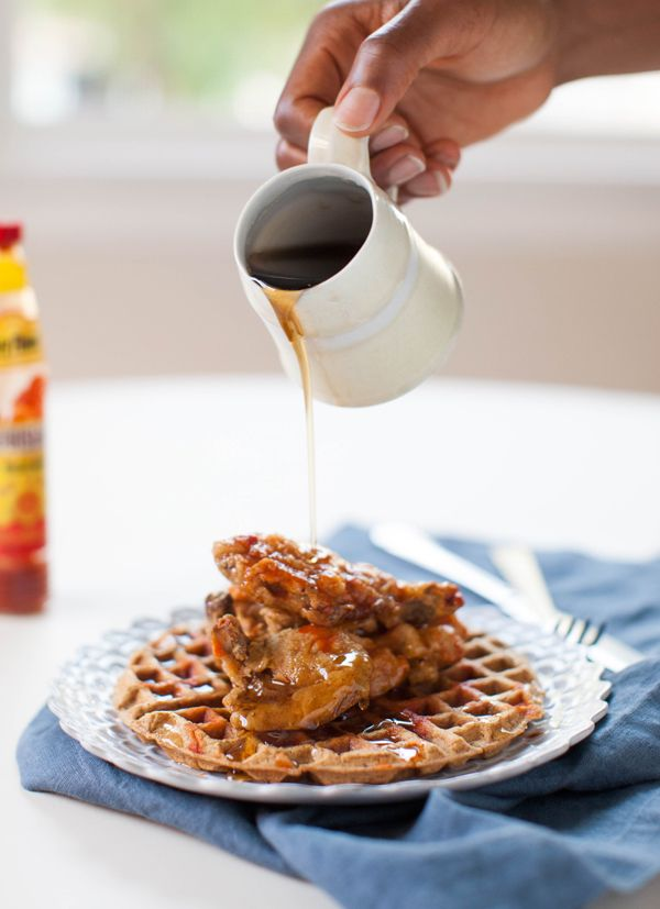 Vegan chicken and waffles receta im excited to announce the pre order of my cookbook sweet potato forumfinder Gallery