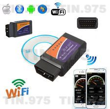 ELM327 WIFI OBD2 OBDII Auto Car Diagnostic Scanner Scan Tool