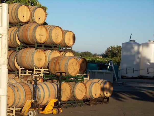 Barrel Work - (c) 2008 jon phillips