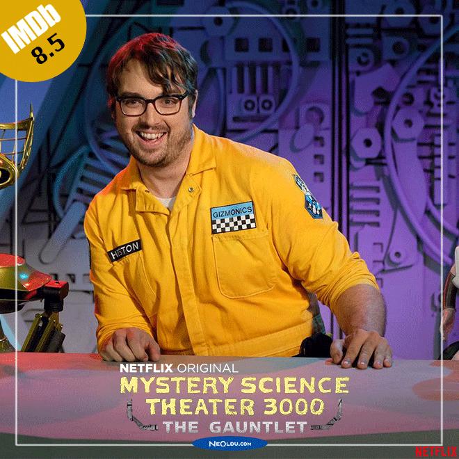 45 Netflix Dizi Onerileri Mystery Science Theater 3000 The Retunr Netflix Populer