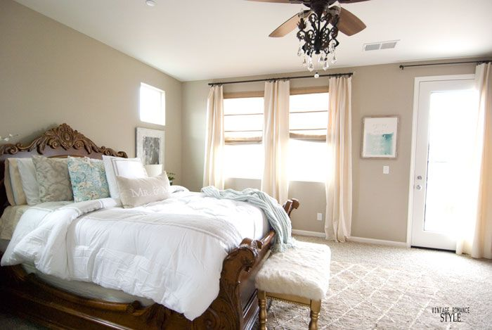 Master Bedroom Rugs new year new room refresh // beachy glam farmhouse master bedroom