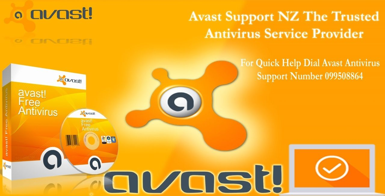 Avast! Antivirus security software is the most popular