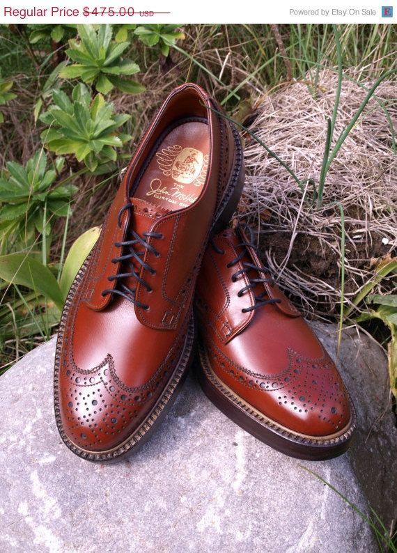Vintage John Mchale Shoes Gunboats Canada Accessoires Vetements