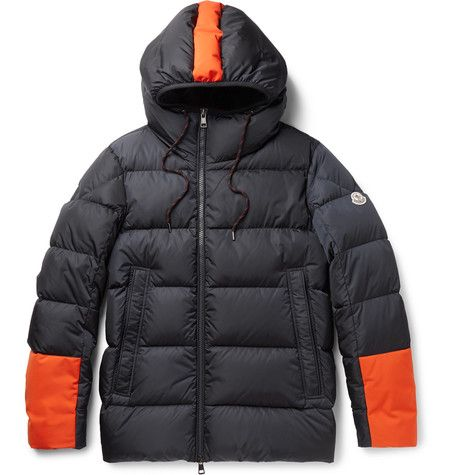 moncler drake quilted shell hooded down jacket moncler cloth rh pinterest com