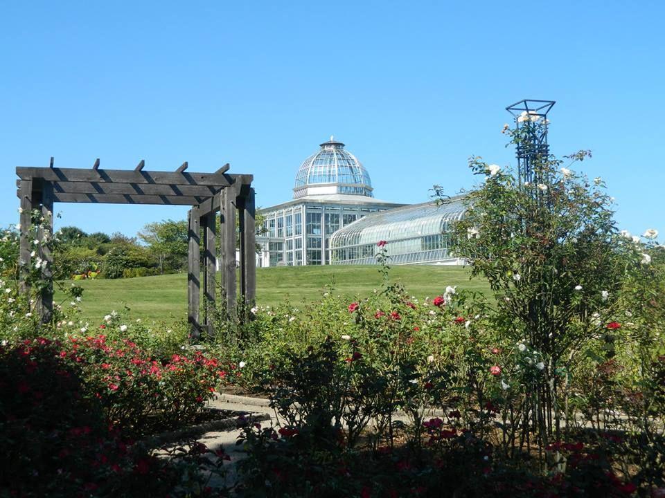 Lewis Ginter Botanical Garden In Richmond Va Photo By Coria Rva