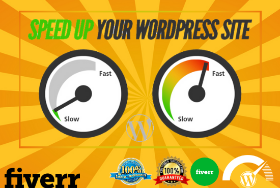 Fiverr freelancer I will will provide freelance services and increase optimize WordPress website google page speed including minification and code cleanup ...