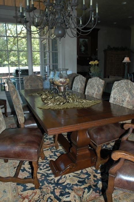 Tuscan Dining Room Set. Tuscan Dining Room Themes Interior Images ...