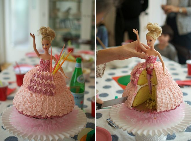 Where Can I Get Barbies For Cakes Homemade Cake Ideas 7 Great