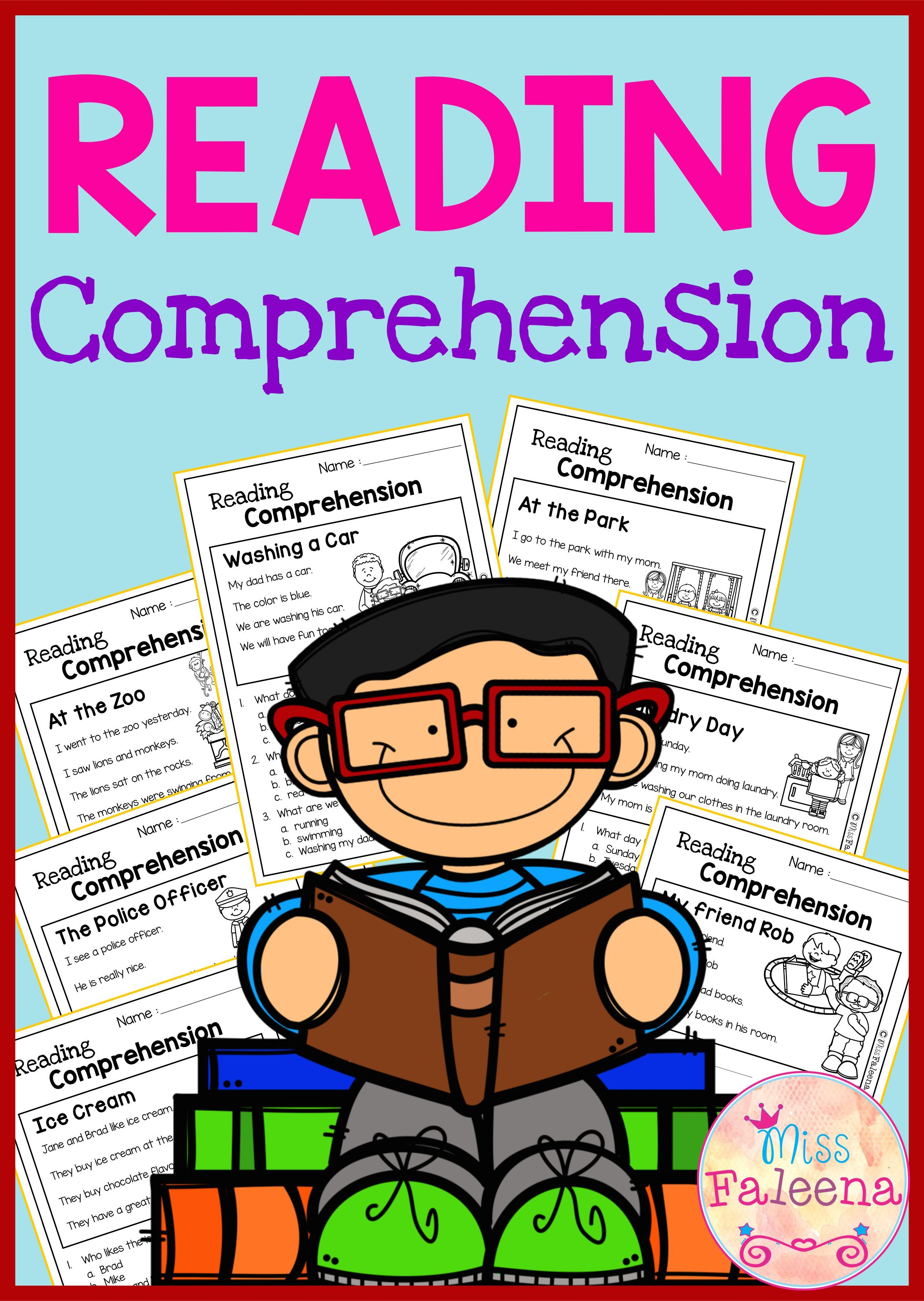 Reading Comprehension Set 2 Dengan Gambar