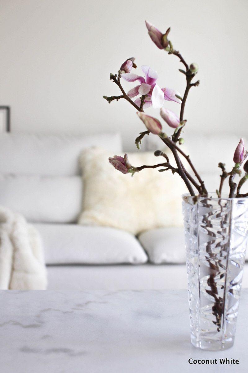 Magnoliat piristämään ja vappuherkkuja | Coconut White