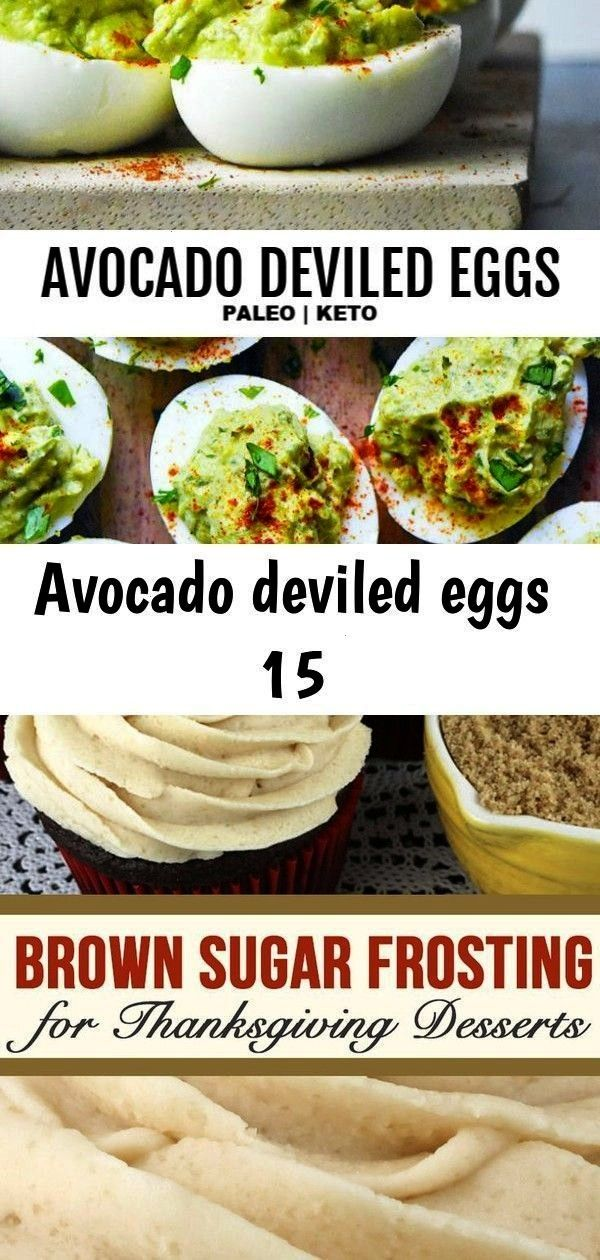 This avocado deviled eggs recipe is the BEST thing that s ever happened to  NEW This avocado deviled eggs recipe is the BEST thing that s ever happened to   NEW This avoc...