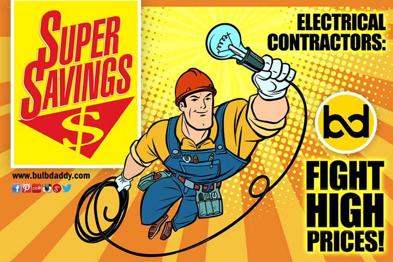 Super Savings everyday at Bulb Daddy! Stop by and browse ...