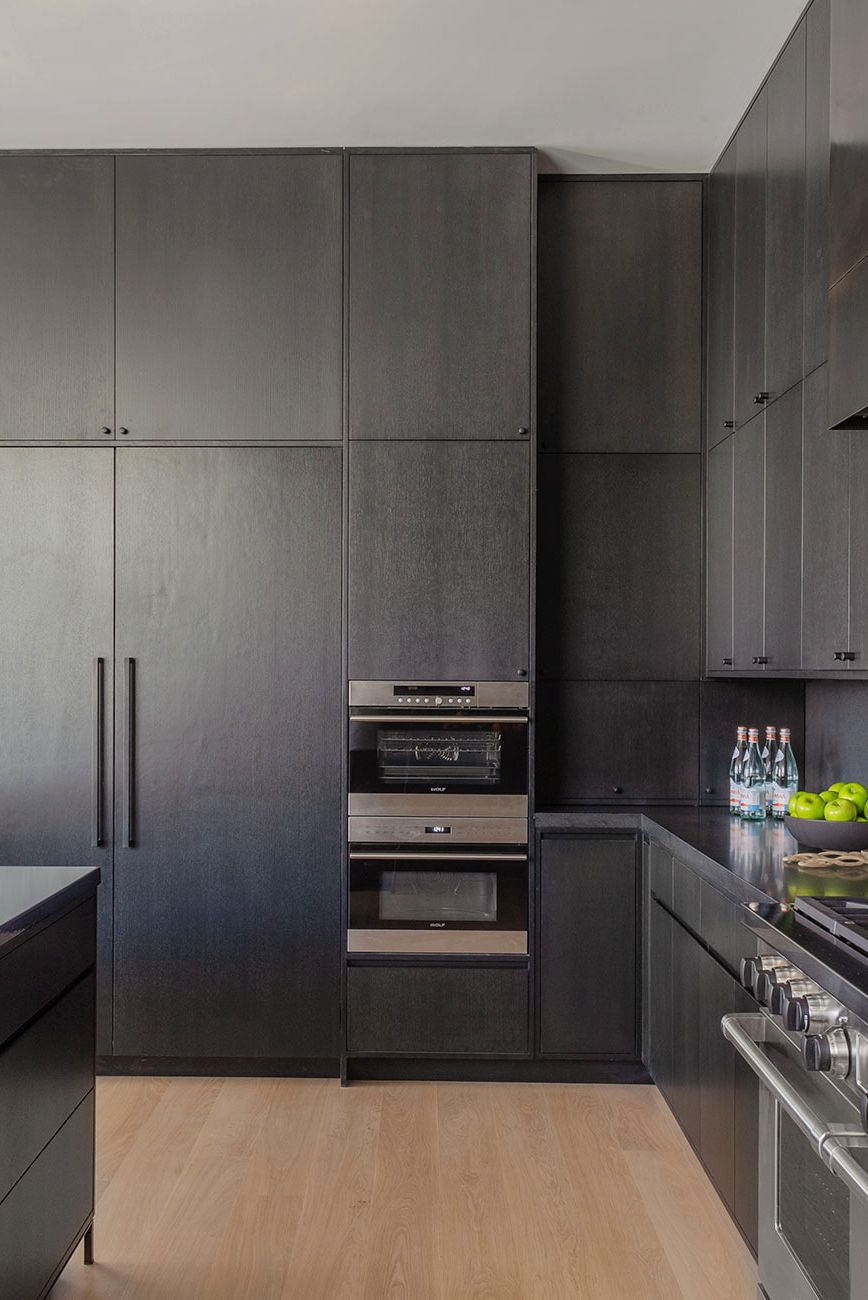 21 Kitchens With Black Cabinets That Make A Strong Case For The