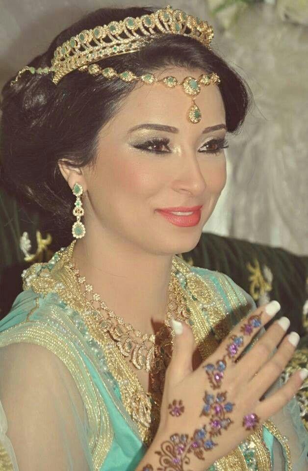 Mariée Marocaine ♡ Moroccan Wedding Mariée marocaine