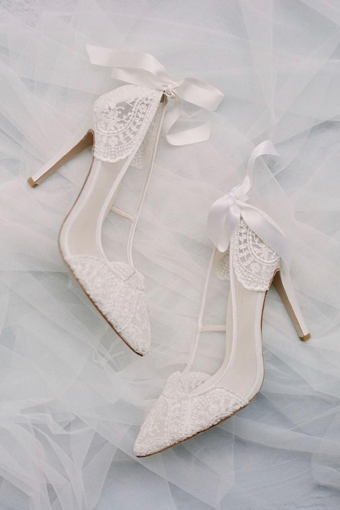 Giselle Wedding Shoes In 2020 Romantic Bridal Shoes Wedding Shoes Lace Wedding Shoes Heels